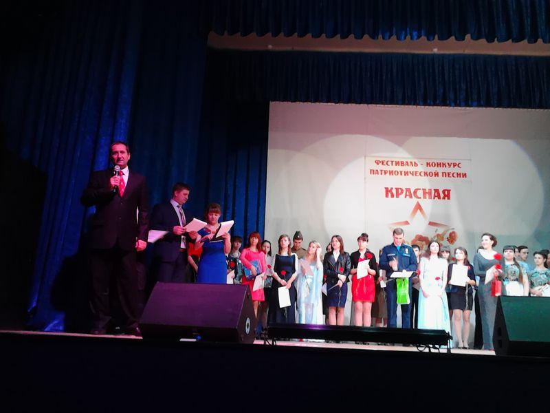песни к конкурсу гвоздики россии
